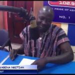 Kumasi decongestion politicization: Economist wants Traditional Council to take over exercise (Audio)