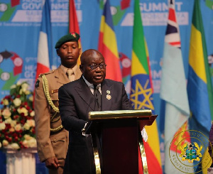 Photo of Make coronavirus vaccine available to all – Akufo-Addo urges world powers