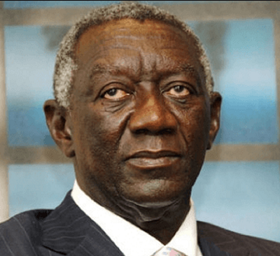 Photo of Kufuor moved to new Peduase residence; not in isolation – Spokesperson