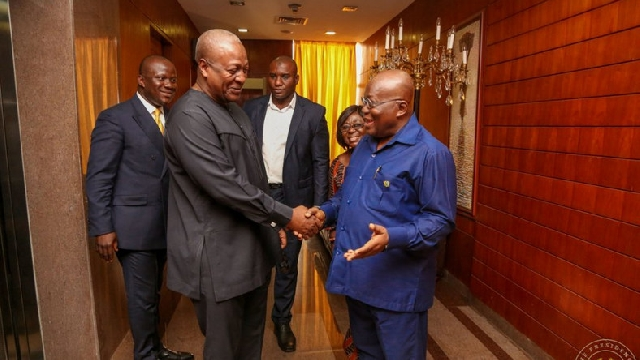 Photo of Conduct mass testing before easing restriction – Mahama urges government