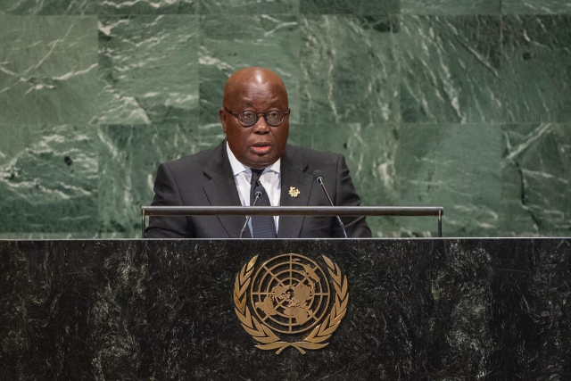 Photo of Election 2020: Ghana'll make Africa proud; the world'll learn from us – Akufo-Addo