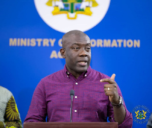 Photo of Government not behind attacks by Western Togoland secessionists – Oppong Nkrumah