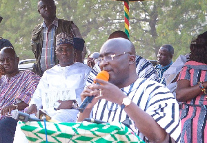 Photo of Put in 100% so we will win massively in Dec polls – Bawumia urges defeated parliamentary aspirants
