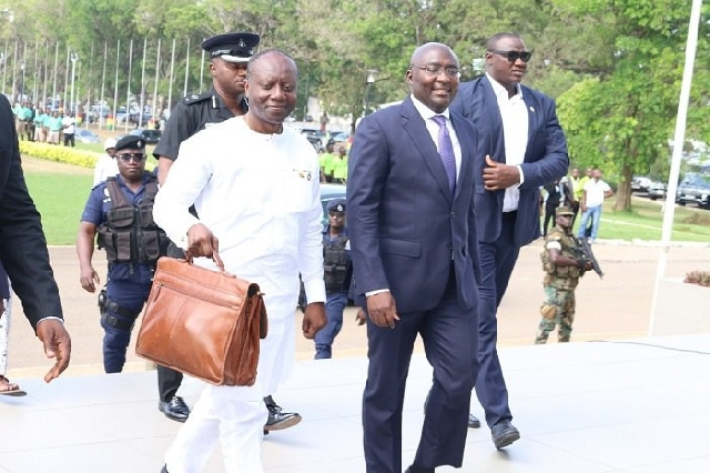 """Photo of New 'COVID-19' budget: """"We're pushing for reliefs, postponements"""" – Ofori-Atta"""