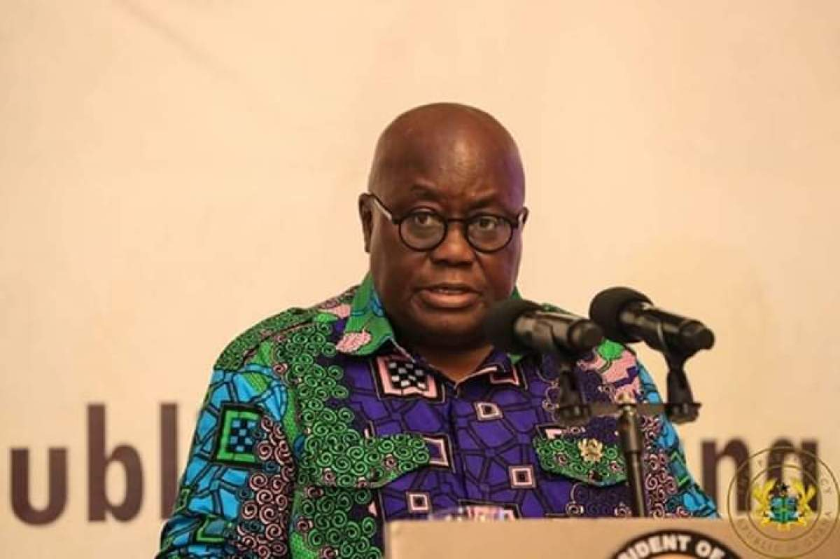 Photo of Find ways of living with coronavirus – Akufo-Addo to Ghanaians