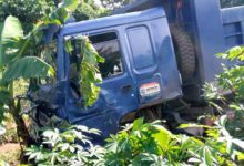 Photo of Video+ photos: 3 killed in Nsawam Adoagyiri accident