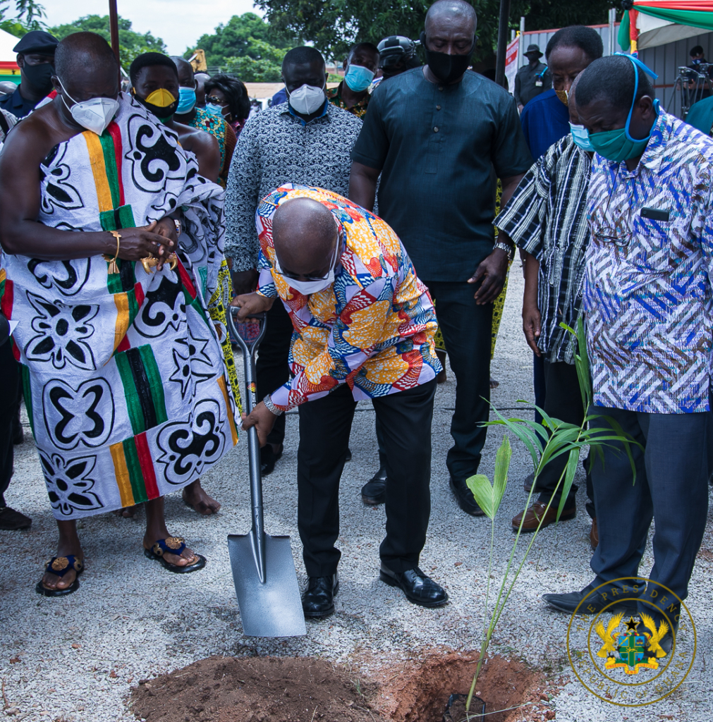 Photo of 47-year-old abandoned KATH maternity block to be completed in 36 months – Akufo-Addo