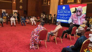 Photo of Nana Addo launches GH¢1 billion business support scheme