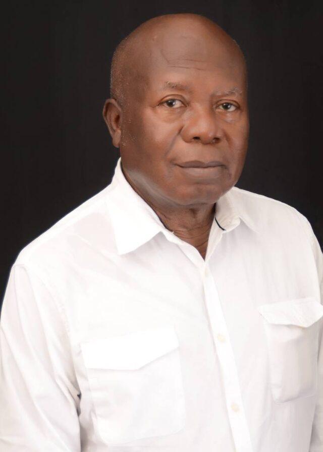 Photo of NPP founding member Amoako Tuffuor passes away