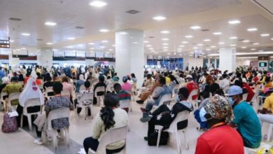 Photo of 35 Ghanaian deportees from Kuwait test positive for COVID-19