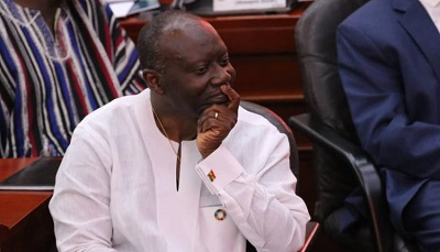Photo of Q1 2021: Ofori-Atta asks parliament to approve GHS27.4bn for gov't expenditure