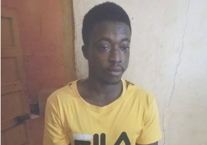 Photo of Bekwai: Man bites 15-yr-old student's clitoris, gets 7-year prison term