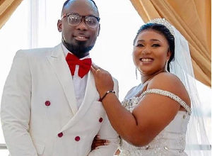 Photo of I will never divorce – Newlywed actress Xandy Kamel