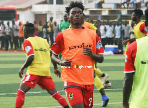 Photo of Dacosta vows to fight for a starting spot at Kotoko after failed Legon Cities move
