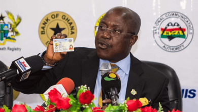 Photo of NIA has issued over 7 million Ghana cards – Prof. Attafuah