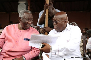 Photo of Akufo-Addo, Kufuor, other former ministers demand GH¢29.7m salary arrears