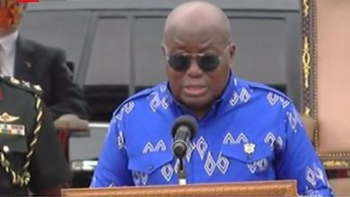 Photo of Claims of unprecedented infrastructure was fantasy and only exists in NDC's Green Book – Akufo-Addo