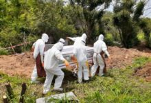 Photo of COVID-19: Ashanti region records 58 deaths; district breakdown