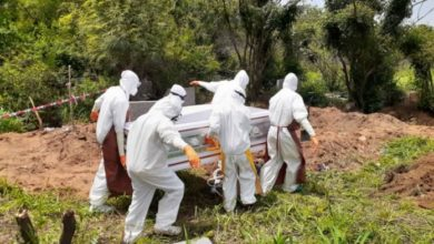 Photo of Coronavirus: Ghana records nine new deaths, toll now 112