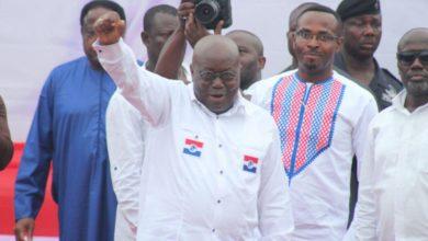 Photo of Election 2020: Akufo-Addo mocks Mahama, NDC as he announces Bawumia as running mate