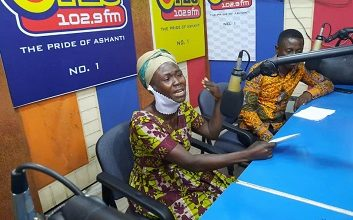 Photo of Mothers Day Report: Poor widow receives support following OTEC FM's report
