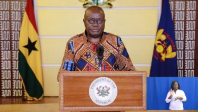 Photo of 'December 7 must be a Ghanaian election, not a West African election' – Akufo-Addo