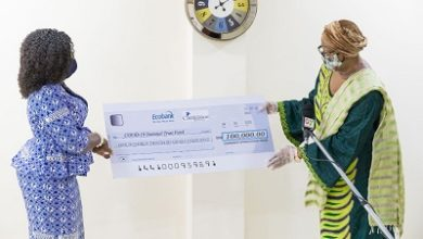 Photo of Compassion International Ghana donates GHc100k COVID 19 Trust Fund