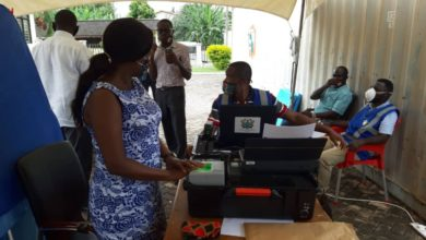 Photo of A/R: Piloting of new voters' register compilation takes off in Kumasi