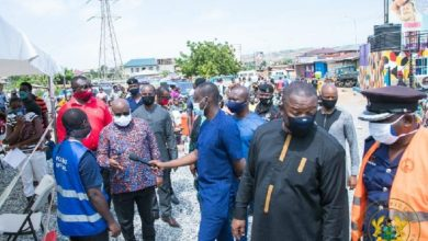 Photo of Akufo-Addo tours voter registration centres in Accra (Photos)