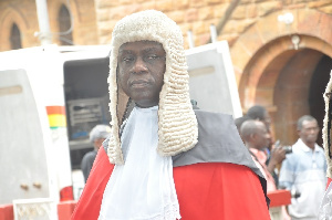 Photo of Ghana's Chief Justice self-isolates over coronavirus