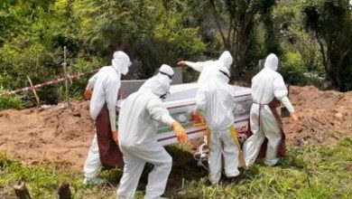 Photo of Ghana's COVID-19 death toll hits 223; active cases now 2,029