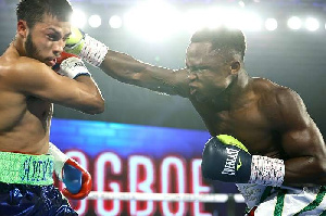 Photo of Isaac Dogboe beats Avalos in comeback fight