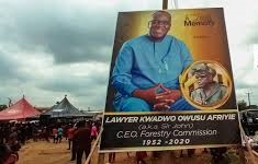 Photo of Sir John eulogised for nurturing current young politicians in NPP
