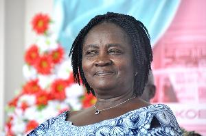 Photo of Confirmed: Jane Naana Opoku-Agyemang is Mahama's running mate