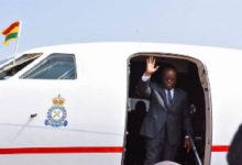Photo of Akufo-Addo flies to Mali Thursday despite border closure