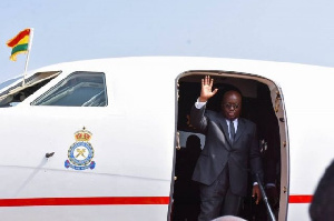 Photo of Akufo-Addo in  14 day isolation over Covid-19 fears