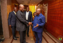 Photo of Remind Ghanaians of 'the bleak' situation we inherited – Akufo-Addo to NPP communicators