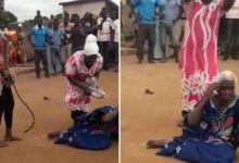 Photo of Kafaba chief arrested over 90-year-old's lynching