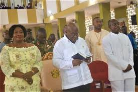 Photo of COVID-19: I miss going to church – Akufo-Addo