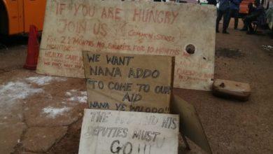 Photo of Kumasi: Metro Mass staff resume sit-down strike over unpaid salaries