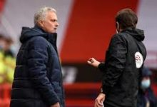 Photo of Referees are now in the office, not pitch says Mourinho