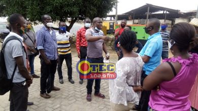 Photo of Angry First Allied customers court OTEC FM over locked money, protests against receiver (Video)