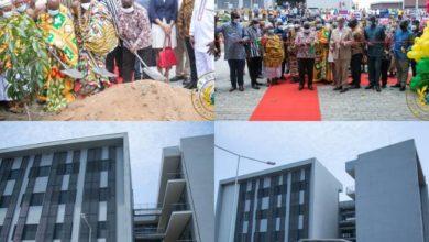Photo of Somenya: President Akufo-Addo commissions University 0f Environment and Sustainable Development