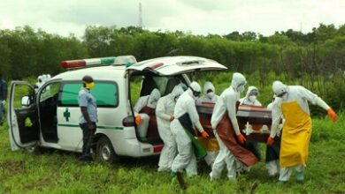 Photo of COVID-19: Two more deaths bring Ghana's death toll to 299