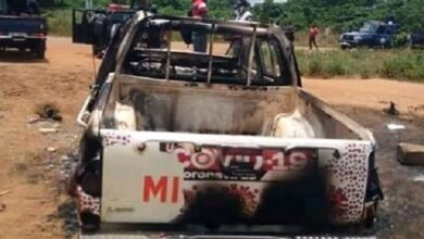 Photo of Nkrankwanta: NPP, NDC clash – 3 persons arrested