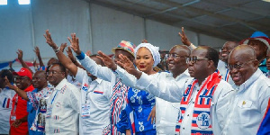 Photo of Leave no one behind in NPP's campaign drive – Freddie Blay