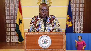 Photo of COVID-19: Akufo-Addo extends compulsory face mask wearing by 3 months