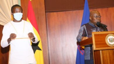 Photo of Covid-19 has presented numerous opportunities to build self-reliant, resilient economy – Akufo-Addo