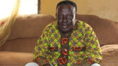 Photo of Veteran actor Osofo Dadzie dies aged 89