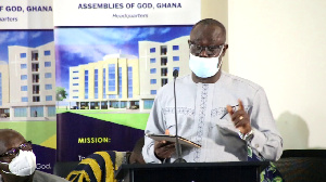 Photo of Ignore 'prophets of election results,' they're fake – Rev Frimpong Manso